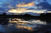 麥德姆颱風的日出:
