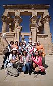 2006埃及之旅第四天:027眾人合影於圖拉涼亭.jpg