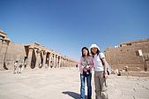 2006埃及之旅第四天:031兩位美女的合照.jpg