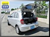 12年 日產 NEW March K13 1.5銀色 雙安 ABS 15吋鋁圈 省油省稅靈活都會小車:8.jpg