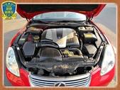 02年 LEXUS SC430 4.3紅色 雙門 硬頂電動敞篷 高性能能個性化:7.jpg