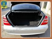 06年 BENZ W211 E280 3.0銀 黑內裝 阿曼加 跑車版 新型七速 全景天窗 烏眼楓木:8-.jpg