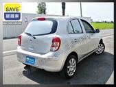 12年 日產 NEW March K13 1.5銀色 雙安 ABS 15吋鋁圈 省油省稅靈活都會小車:9.jpg