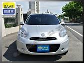 12年 日產 NEW March K13 1.5銀色 雙安 ABS 15吋鋁圈 省油省稅靈活都會小車:10.jpg