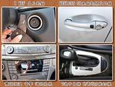 06年 BENZ W211 E280 3.0銀 黑內裝 阿曼加 跑車版 新型七速 全景天窗 烏眼楓木:5.jpg