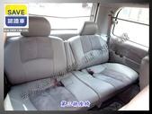 正00年 三菱 Space Gear 2.4 銀灰色 手排 頂級4WD 高腳 7座 螢幕 5門 滑門:3-1.jpg