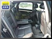 04年出廠 AUDI A4 B6 8E 1.8T 黑色 頂級天窗 渦輪增壓 方向盤換檔鍵 黑內裝 :3.jpg