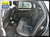 04年出廠 AUDI A4 B6 8E 1.8T 黑色 頂級天窗 渦輪增壓 方向盤換檔鍵 黑內裝 :3-.jpg