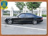 {歐力克-save認證車}正04年出廠 賓士 BENZ S350L W220型 3.5 黑 頂級天窗:6.jpg