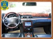 {歐力克-save認證車}正04年出廠 賓士 BENZ S350L W220型 3.5 黑 頂級天窗:5.jpg
