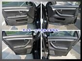 04年出廠 AUDI A4 B6 8E 1.8T 黑色 頂級天窗 渦輪增壓 方向盤換檔鍵 黑內裝 :4-3.jpg