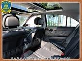 06年 BENZ W211 E280 3.0銀 黑內裝 阿曼加 跑車版 新型七速 全景天窗 烏眼楓木:4-1.jpg