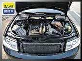 04年出廠 AUDI A4 B6 8E 1.8T 黑色 頂級天窗 渦輪增壓 方向盤換檔鍵 黑內裝 :7.jpg