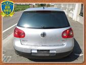 正09年 VW 福斯 GOLF MK5 TDI 1.9 銀:正09年 VW 福斯 GOLF MK5 TDI 1.9 銀08.jpg