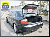 04年出廠 AUDI A4 B6 8E 1.8T 黑色 頂級天窗 渦輪增壓 方向盤換檔鍵 黑內裝 :8.jpg