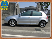 正09年 VW 福斯 GOLF MK5 TDI 1.9 銀:正09年 VW 福斯 GOLF MK5 TDI 1.9 銀05.jpg