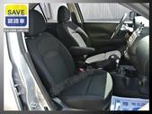 12年 日產 NEW March K13 1.5銀色 雙安 ABS 15吋鋁圈 省油省稅靈活都會小車:2-.jpg