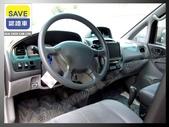 正00年 三菱 Space Gear 2.4 銀灰色 手排 頂級4WD 高腳 7座 螢幕 5門 滑門:4.jpg