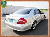 06年 BENZ W211 E280 3.0銀 黑內裝 阿曼加 跑車版 新型七速 全景天窗 烏眼楓木:9.jpg