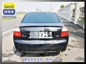 04年出廠 AUDI A4 B6 8E 1.8T 黑色 頂級天窗 渦輪增壓 方向盤換檔鍵 黑內裝 :11.jpg