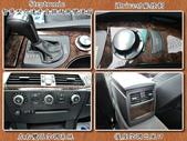 04年 寶馬 E60 525I 2.5銀 總代理 黑內裝 精品M5尾包四出尾管 天窗iDrive中文:5-1.jpg