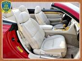 02年 LEXUS SC430 4.3紅色 雙門 硬頂電動敞篷 高性能能個性化:3-.jpg