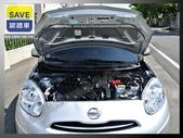 12年 日產 NEW March K13 1.5銀色 雙安 ABS 15吋鋁圈 省油省稅靈活都會小車:7.jpg