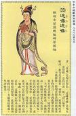 大悲咒八十四相:33大悲咒84句附加代表佛菩薩及圖像