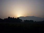 15331095南歐蜜月行之南義篇:太陽初升透出微光