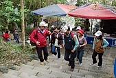 98獅頭山-南庄之旅:獅頭山登山一路都是階梯,十分好走