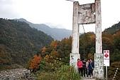 司馬庫斯冬之美:塔克金溪上的吊橋--16