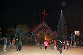 司馬庫斯冬之美:迎接聖誕節的斯馬庫斯教堂--17