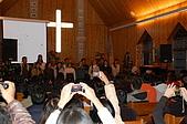 司馬庫斯冬之美:部落族人迎賓合唱聖歌--20