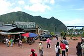 九份金瓜石之旅:金瓜石眺望基隆山