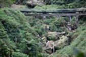 九份金瓜石之旅:金礦博物館旁小山溪