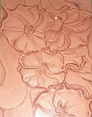 原住民 特色 木雕 石雕 :原住民 皮雕 花樣