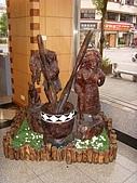 原住民 特色 木雕 石雕 :原住民木雕1.JPG