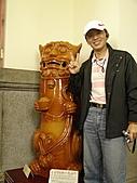金門縣金城鎮(2008.04.20):莒光樓內風獅爺(金門金城)