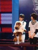 S J-M:他們兩個好可愛!