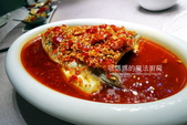 美味餐廳:【大地酒店】奇岩一號中餐廳。「剁椒鰱魚頭」香辣過癮-4-1.jpg