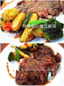 美味餐廳:Ducky Restaurant 大嗑西式餐館。牛排超出色-4.jpg