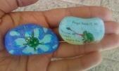彩繪石頭 Rock Paintings:Day 13-Jumping Frogs.jpg