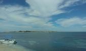 西澳。Rockingham。Penguin Island:從本島望向企鵝島.jpg