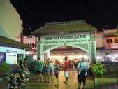 Malaysia, Melaka:20躲進一旁小公園,避開過於熱鬧的夜市.jpg