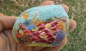 彩繪石頭 Rock Paintings:Day 31-Picnic.jpg