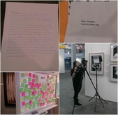 伯斯度假及參展:Stuggle notes v.s. Thankful letter, interview afterward.jpg
