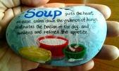 彩繪石頭 Rock Paintings:Day 12-Soup for the Soul.jpg
