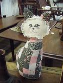 西澳。Balingup:14 貓娃娃,要呈現的是裁縫和拼布技巧.jpg