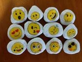 彩繪石頭 Rock Paintings:What's your Emoji today.jpg