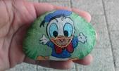 彩繪石頭 Rock Paintings:Day 9-Donald Duck.jpg